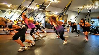 Trx Training Fitness Class Personal Sign Today