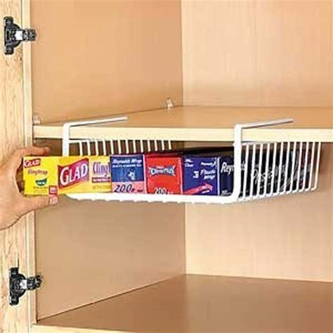 under cabinet storage ideas 20 borderline genius ideas to make your home more