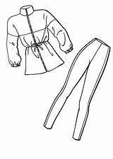 Kleidung Ropa Dibujos Ausmalbilder Malvorlagen Clothing Vestito Colouring Ausdrucken Zum Malvorlage Pintar Coloring Kleid Alte Ausmalen Desenhos Kinder Diverse Disegno sketch template