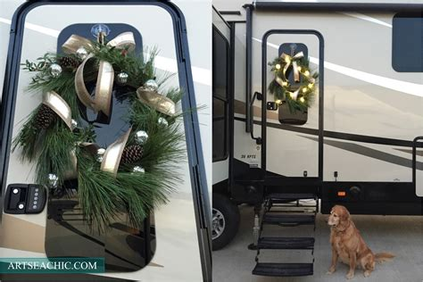 holiday decorating ideas   rv rv lifestyle news
