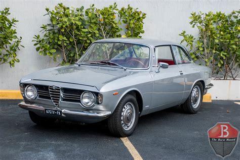 1967 Alfa Romeo by 1967 Alfa Romeo Giulia The Barn Miami