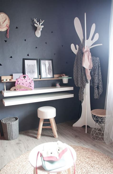 bureau fille best 25 chambre fille scandinave ideas on