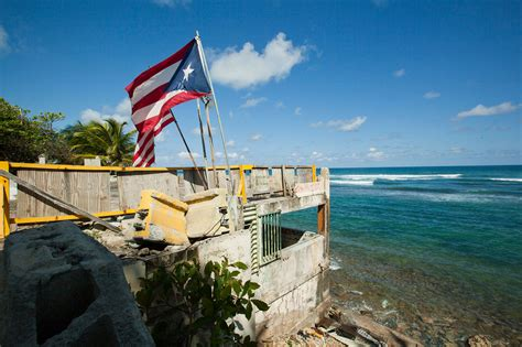 Puerto Rico's Fiscal Crisis Has Been Brewing For 75 Years