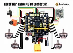 Review  Racerstar Tattoof4s Fc - Esc Integrated Flight Controller
