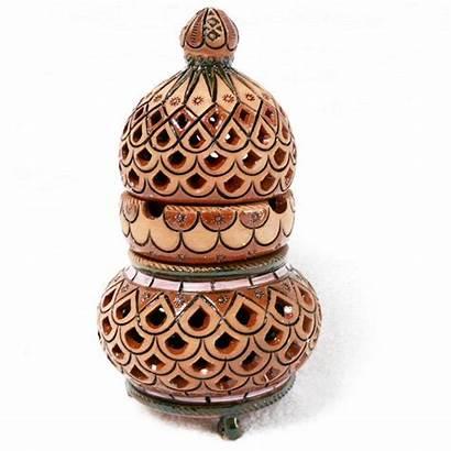 Lamp Incense Candle Ceramic