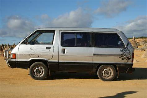 1984 Used TOYOTA TARAGO VAN Car Sales Northgate WA Very