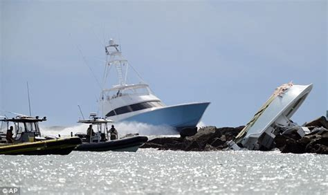 Boat Crash Fatality by Jose Fernandez Of Miami Marlins Killed In Florida Boating