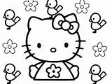 Candy Apple Template Coloring Pages Kitty Hello sketch template