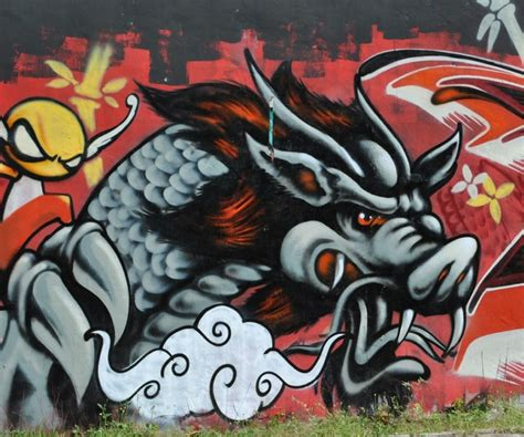 Graffiti Art Style :  Meres, Demer, Topaz, Jerms And