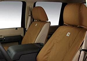 Oem Ford Fseries Carhartt Customfit Seat Covers Vbc3z