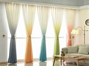 charmant idee deco rideau avec idee deco rideau salon cool With deco rideaux salon design