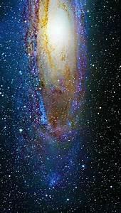 Universe: Andromeda Galaxy on Pinterest   Andromeda Galaxy ...