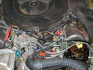 450sl Engine Wiring