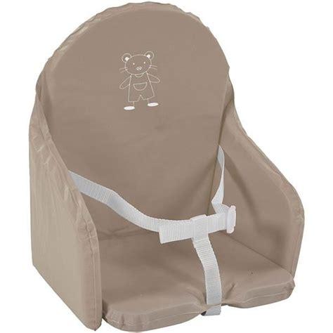 sangle chaise haute coussin de chaise avec sangle taupe marron achat vente