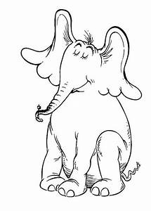Free Coloring Pages Of Dr. Seuss Characters - Coloring Home