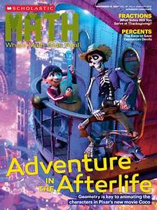 November 13, 2017 issue   Scholastic MATH magazine