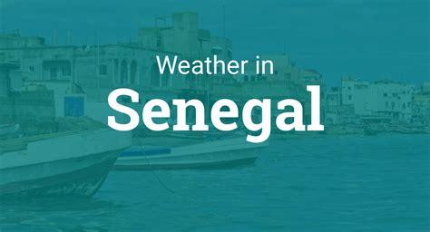 weather  senegal