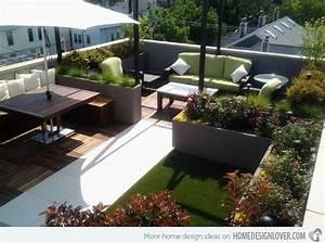 Aménagement Terrasse Appartement : id es pour l 39 am nagement de sa terrasse 2 astuces retenir ~ Melissatoandfro.com Idées de Décoration