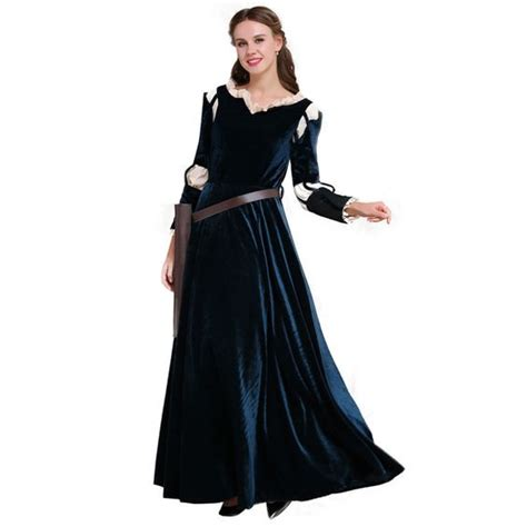 Brave Merida Complete Cosplay Costume   Costume Party World