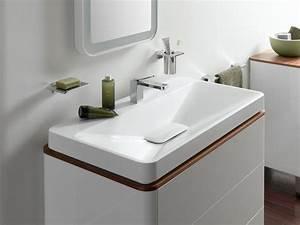 Revgercom meuble salle de bain lavabo encastrable for Meuble lavabo sdb