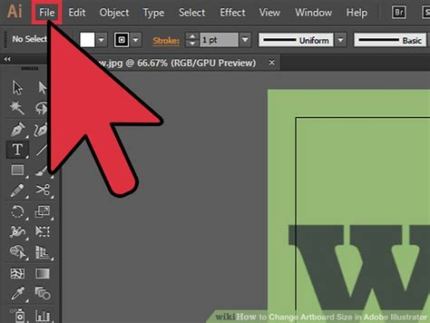 how to change gradient color in illustrator how to change artboard size in adobe illustrator 13 steps