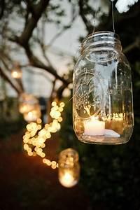 Mason, Jar, Lanterns