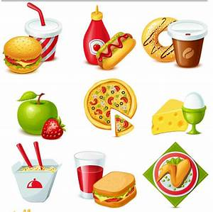 FastFood free vector 4 | AI format free vector download ...