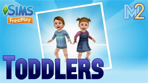 sims freeplay toddler quest lets play ep  youtube