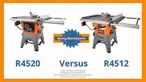 The Differences Between The New Ridgid R4520 Versus The