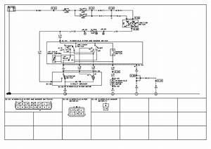 2001 Mazda Mpv Service Shop Repair Set Oem Service And The Wiring Diagrams
