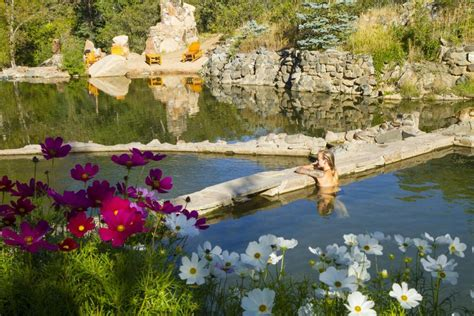 The Best Hot Springs In Western Colorado Leisure Group Travel