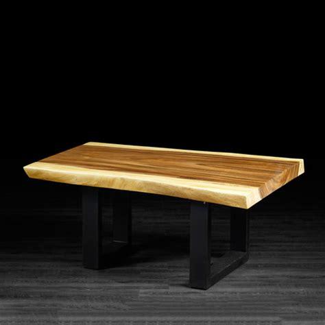 wood coffee table with metal legs freeform suar wood coffee table metal legs artemano