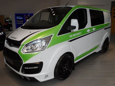 used 2016 ford new transit custom m sport 290 l1