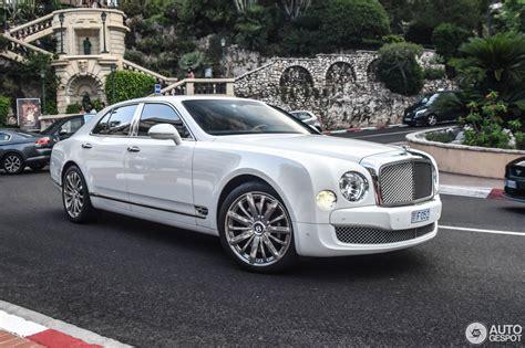 Bentley Mulsanne 2009  29 January 2018 Autogespot