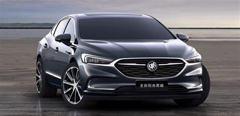 Buick Models 2020 by Buick Officially Reveals 2020 Lacrosse Facelift Gm Authority