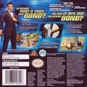 James Bond 007 Nightfire Game Boy Advance Overview