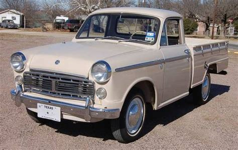 Datsun L320 by Clean 1963 Datsun L320 Up Bring A Trailer