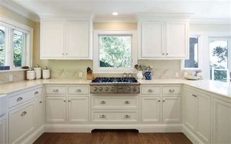 recessed cabinet pull chrome belvedere california traditional kitchen san