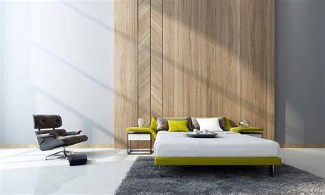 schlafzimmer ideen wandgestaltung holz wandverkleidung schlafzimmer holz