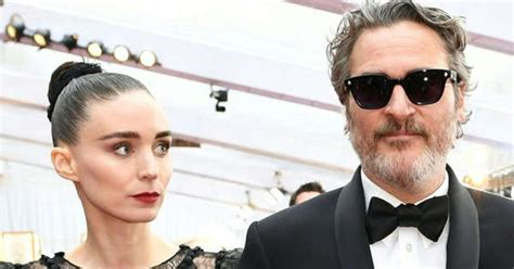 See how the relationship between actors rooney mara and joaquin phoenix has developed in the public eye. Rooney Mara and Joaquin Phoenix open up about their son ...