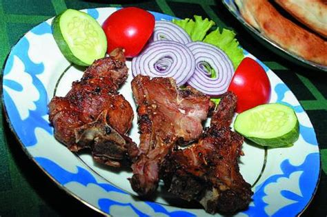 Uzbek National Cuisine  Uzbek Dastarkhan