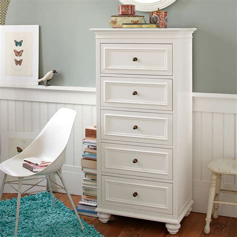 High Dressers Chests by Dressers For Small Places High Narrow Handsome The