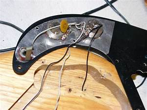 Wiring On A 1975 Fender Precision