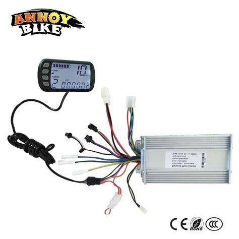 electric bike bldc controller       electric bike controller  lcd