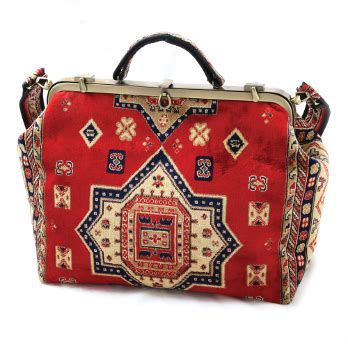 The Super Gladstone Bag from Carpet Bags