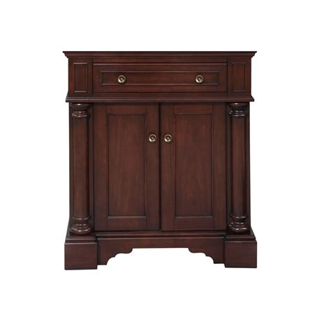 bathroom vanity with tops clearance 30 inch shop allen roth eastcott auburn shop allen roth eastcott