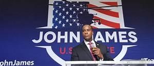 Combat Veteran John James Wins Michigan GOP Senate Primary ...