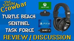 Turtle Beach Call Of Duty Advanced Warfare Sentinel Task ...