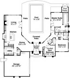 center courtyard house plans plan 72108da wrap around central courtyard with large pool wraps mediterranean house plans