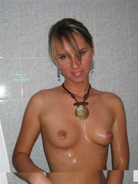 Tits In The Shower Hall Of Fame Photo Oksana